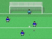 Флеш игра Футбол