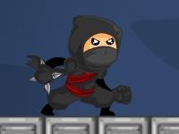 Флеш игра Ниндзя против зомби