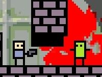 Флеш игра 10800 Зомби
