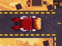 Флеш игра 18 колесный грузовик 2