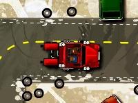 Флеш игра 18 колесный грузовик