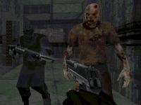 Флеш игра Био-зомби