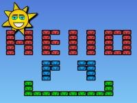 Флеш игра 2D арканоид