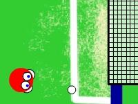 Флеш игра 2D футбол