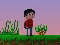 Флеш игра 2D клон Майнкрафт 2