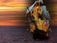 Флеш игра Сражение кораблей