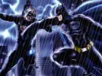 Флеш игра Бетмен: Пазл