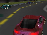 Флеш игра 3д гонка с ускорением