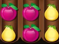 Флеш игра 4 фрукта в ряд
