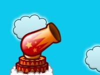 Флеш игра Стреляй по воздушным шарикам