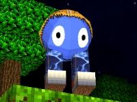 Флеш игра Майнкрафт: Охотник на монстров