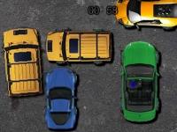 Флеш игра Время парковки