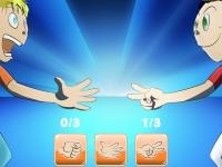 Флеш игра Камень, ножницы, бумага