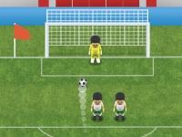 Флеш игра Мини-футбол