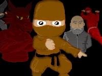 Флеш игра 99 смертей ниндзя