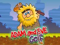 Флеш игра Адам и Ева: Гольф