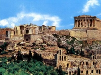 Флеш игра Афинский Акрополь: Пазл
