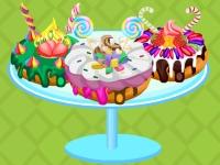 Флеш игра Академия пончиков