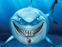Флеш игра Акула Бугор: Пазл