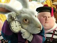 Флеш игра Алиса в Зазеркалье: Поиск предметов
