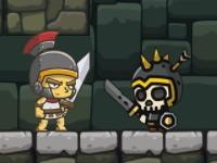 Флеш игра Алмазы для рыцаря