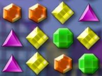 Флеш игра Алмазы в ряд