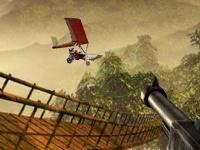 Флеш игра Америка наносит ответный удар Бен Ладену