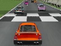 Флеш игра Американская гонка