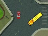 Флеш игра Американский автобус