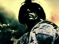 Флеш игра Американский солдат на вражеской базе