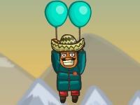 Флеш игра Амиго Панчо 5: Путешествие в Арктику
