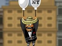 Флеш игра Амиго Панчо 2: Вечеринка в Нью-Йорке