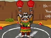 Флеш игра Амиго Панчо 3: Шериф Санчо