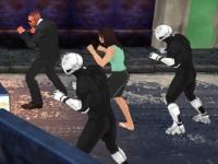 Флеш игра Анархия на улицах: Кулак войны