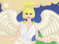 Флеш игра Ангелочек Анжелика
