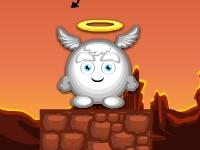 Флеш игра Ангелы и демоны
