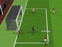 Флеш игра Английская футбольная лига