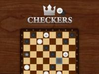 Флеш игра Английские шашки html5