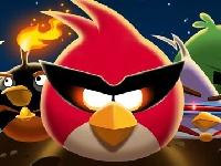 Флеш игра Angry birds в космосе
