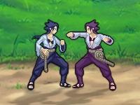 Флеш игра Аниме: двойной удар