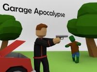 Флеш игра Апокалипсис в гараже
