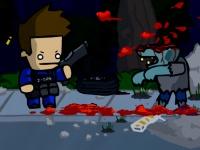 Флеш игра Апокалипсис зомби