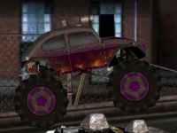 Флеш игра Апокалиптический грузовик