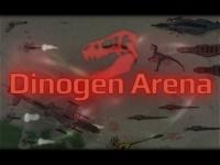 Флеш игра Арена динозавров