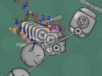 Флеш игра Арена: сражения роботов