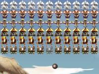 Флеш игра Арканоид в стиле Майя