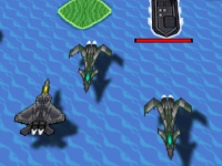 Флеш игра Ас истребитель: Делюкс версия