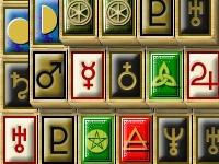 Флеш игра Астрологический маджонг