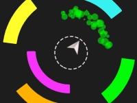 Флеш игра Атака цвета