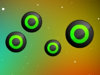 Флеш игра Атака летающих тарелок